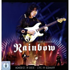 Rainbow - Memories In Rock: Live In Germany (Limited 2Cd/Dvd/Bluray)