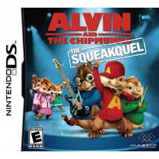 Alvin And The Chipmunks: The Squeaquel - Nintendo DS