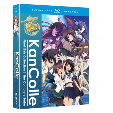 KanColle: Kantai Collection - The Complete Series - Blu-ray + DVD