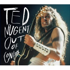 Ted Nugent - Out Of Control  Deluxe 2 CD