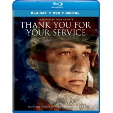 Thank You for Your Service [Blu-ray] + DVD